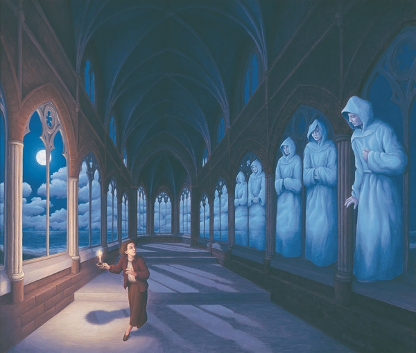 Medieval Moonlight Rob Gonsalves